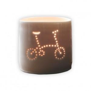 Luna Mini Bicycle Brompton Tealight