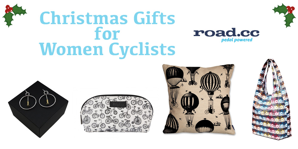 road.cc - Christmas Gifts for Women Cyclists
