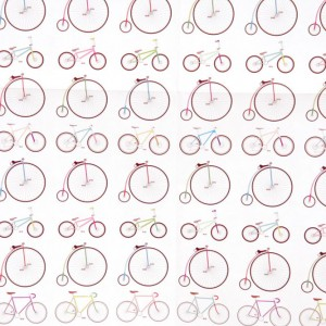 Bicycle Gift Wrap Pack