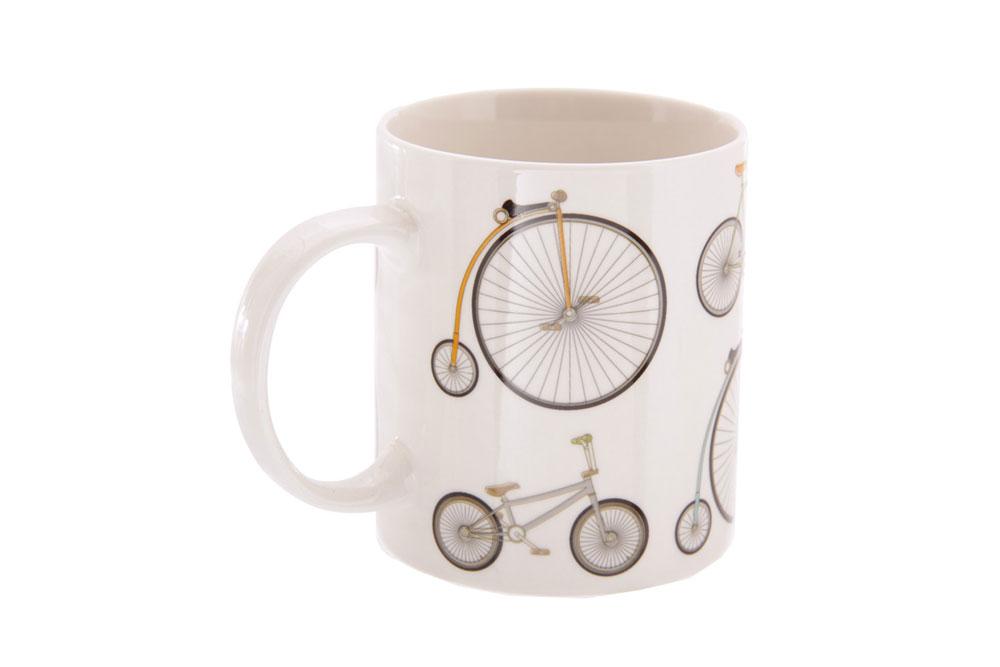 Retro Rides Bicycle Mug