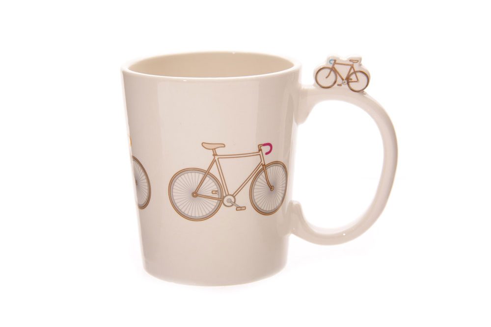 Racing Bicycle Mug