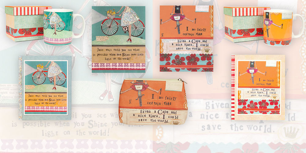 The Curly Girl Bicycle Range