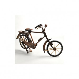 Wooden Model Bicycle