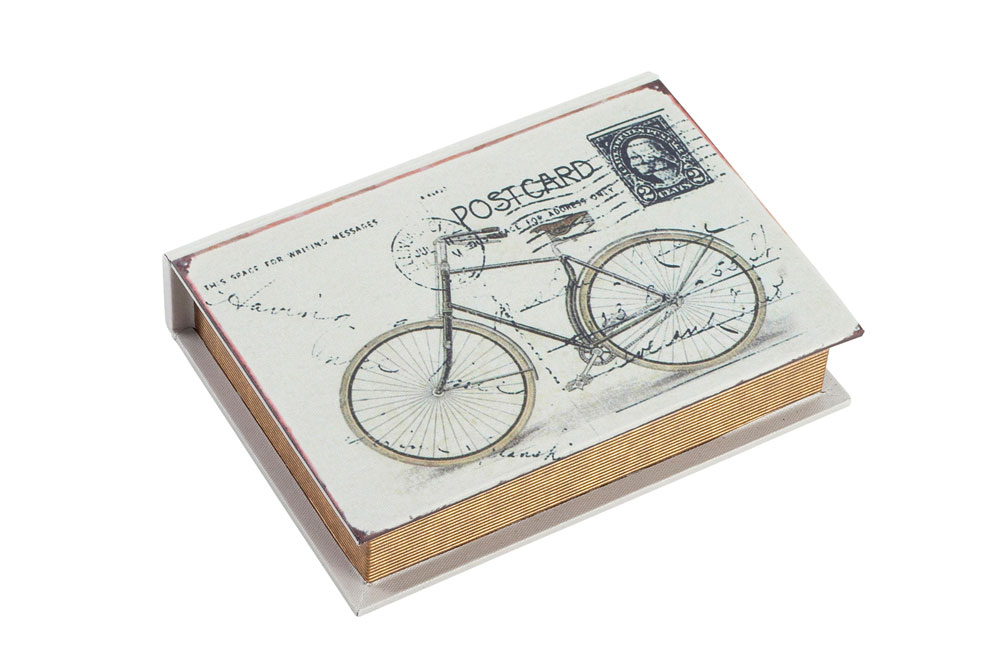 Bicycle Book Box