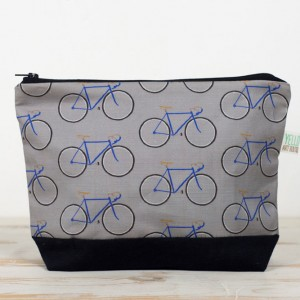 Yellowstone Men's Grey Bicycle Washbag