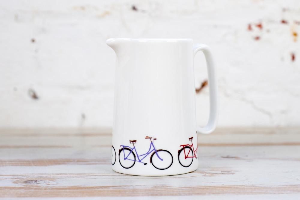 Yellowstone Bicycle Milk Jug