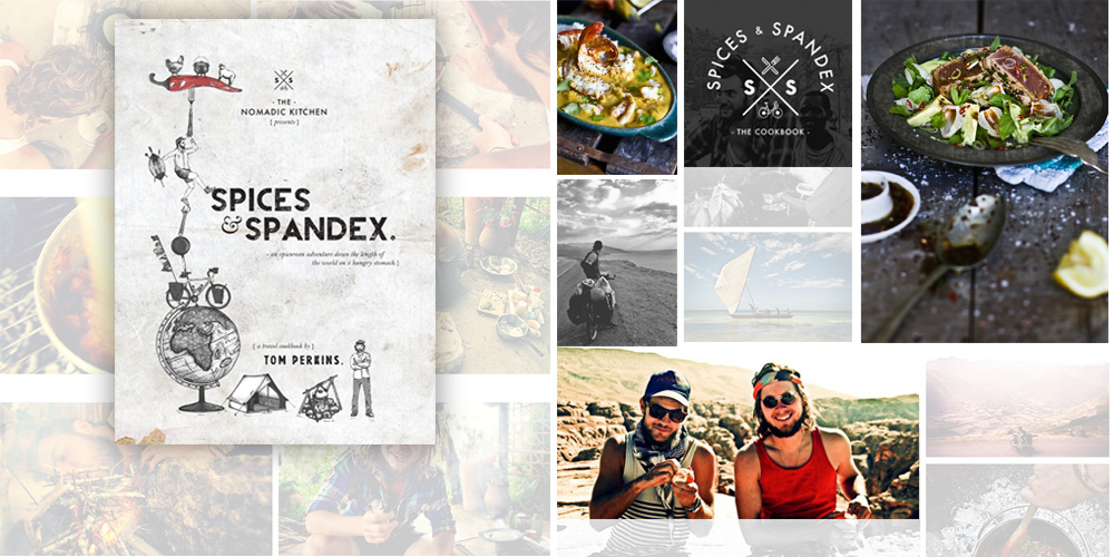 Spices and Spandex Travel Cookbook