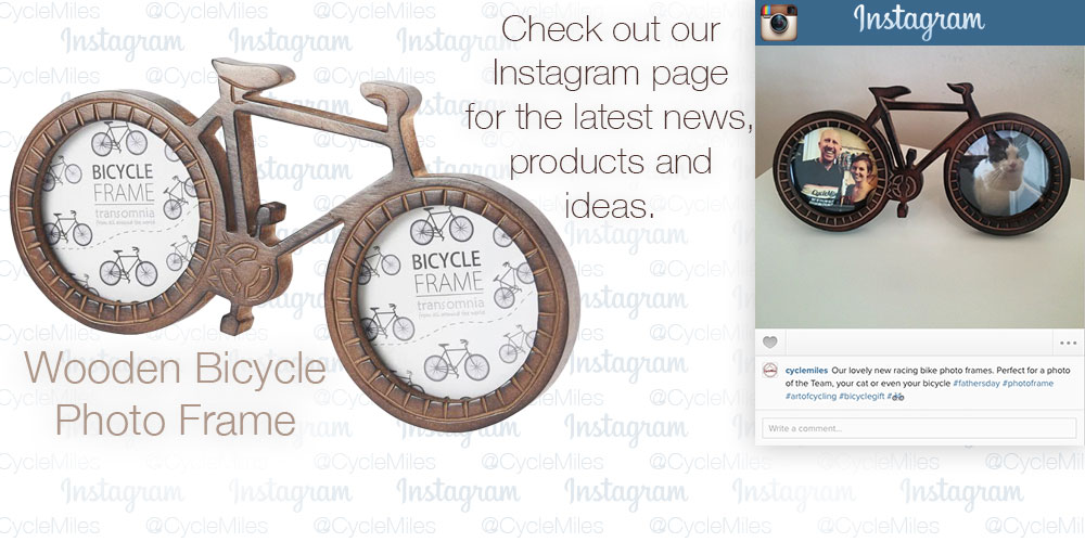 Check out our Instagram @CycleMiles
