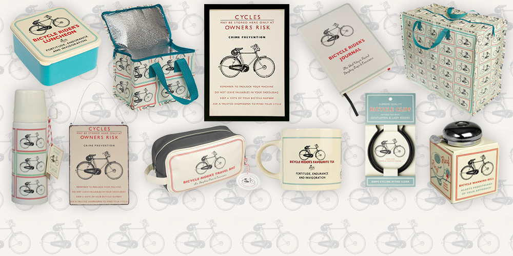Bicycle Rider Range
