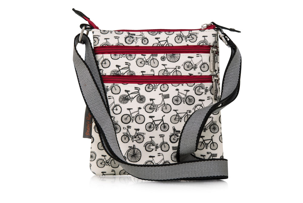 Nicky James Bicycle Mini Crossbody Bag