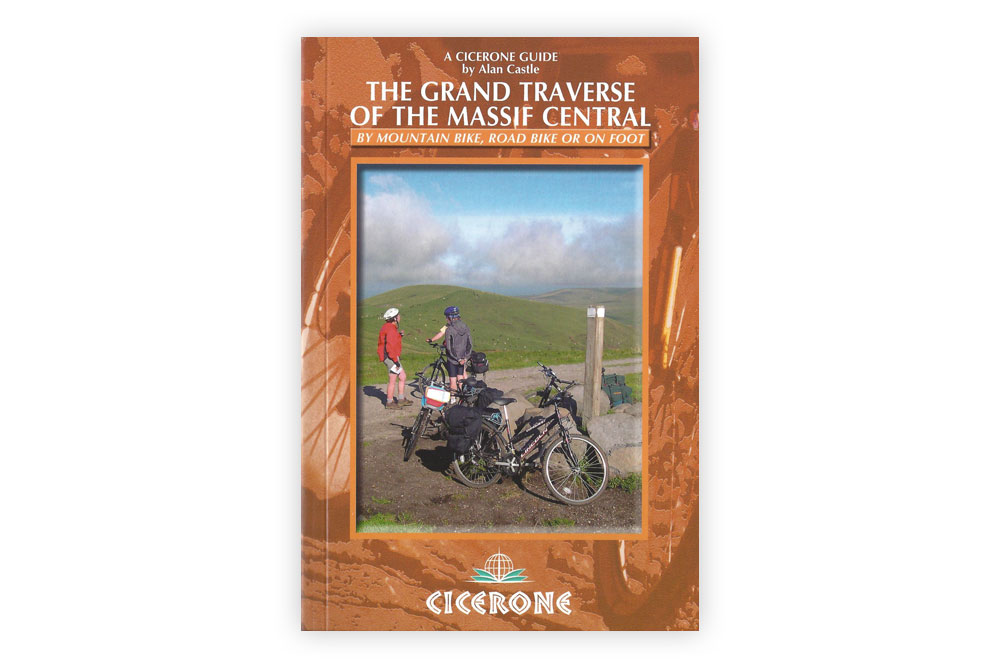 The Grand Traverse of the Massif Central – Alan Castle