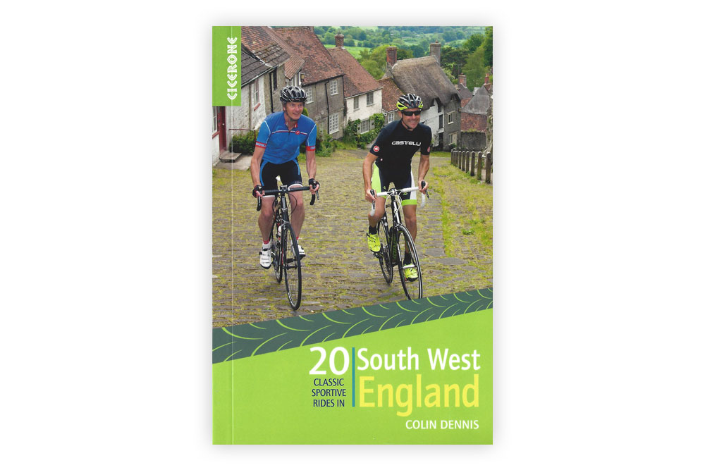 20 Classic Sportive Rides in South West England – Colin Dennis