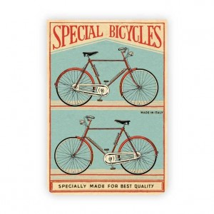 Vintage Pocket Bicycle Notebooks