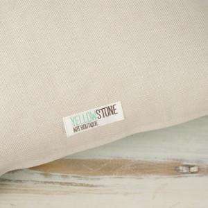 Yellowstone Mint Bicycle Cushion
