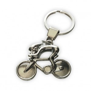 Racing Bike Keyring