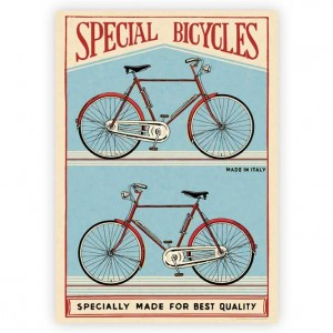 Special Bicycles Wrapping Paper
