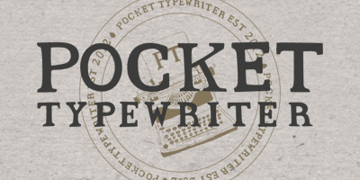 Pocket Typewriter
