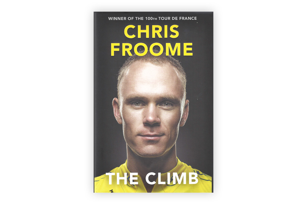 The Climb by Chris Froome with David Walsh