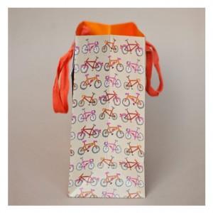 Pocket Typewriter Bicycle Gift Bag