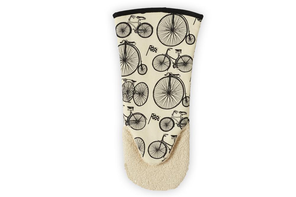 Belle Textiles Le Tour Bicycle Oven Glove