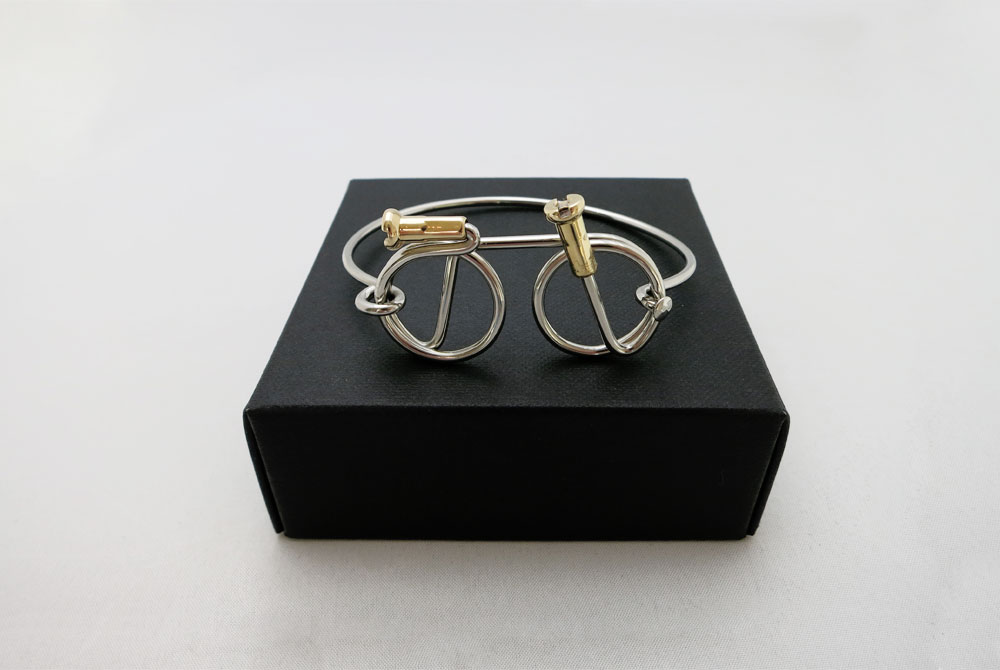 Respoke Bicycle Jewellery Bicycle Bracelet