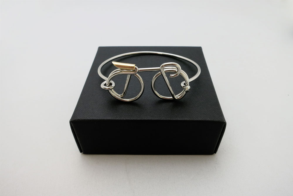 Respoke Bicycle Jewellery – Racing Bicycle Bracelet
