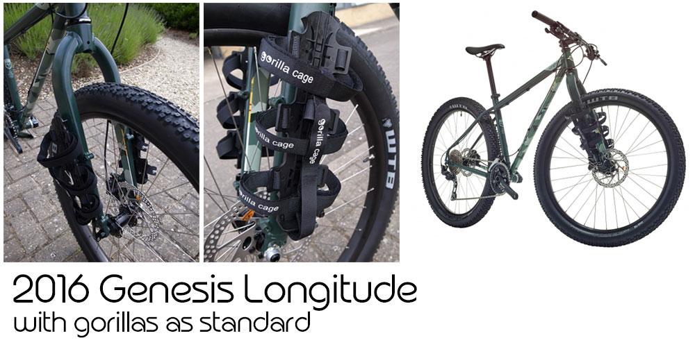 2016 Genesis Longitude