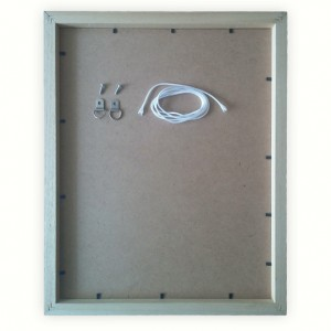 White Picture Frame for Star Editions prints