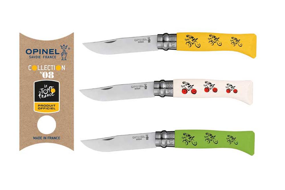 Opinel Tour de France Knives