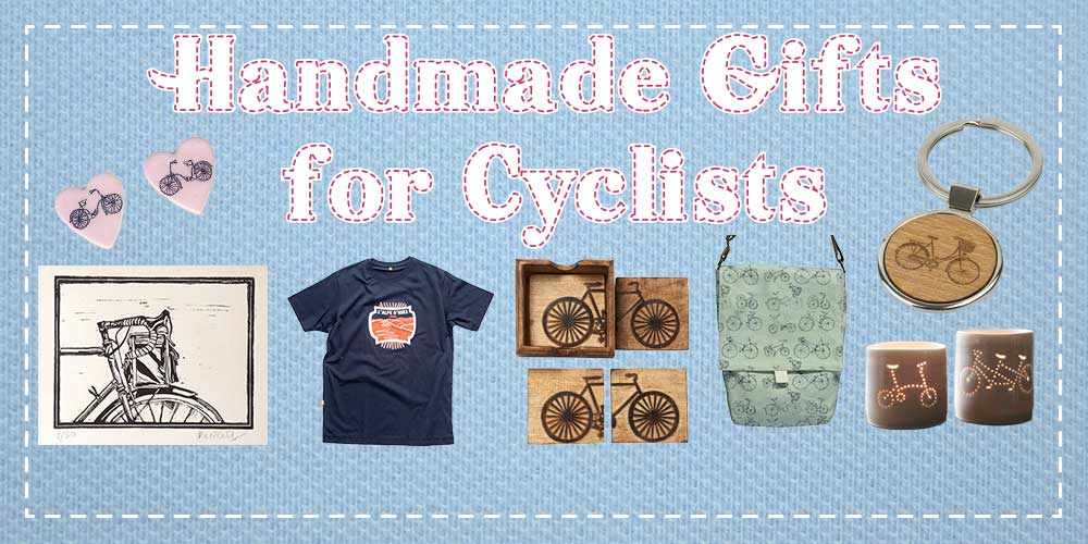 Handmade Bicycle Christmas Gifts