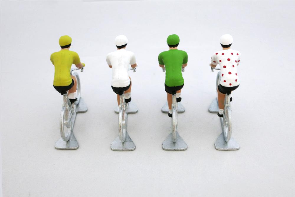 Fonderie Roger Vintage Model Racing Cyclist – Tour de France