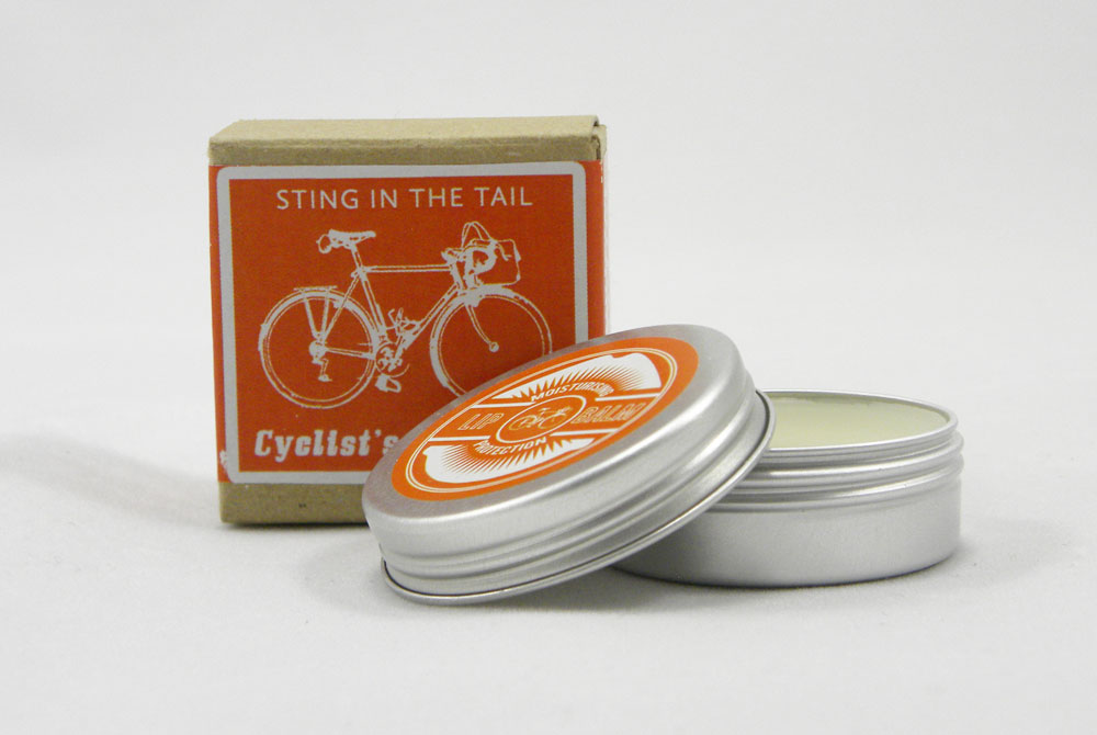 Sting in the Tail Cyclist's Lip Balm