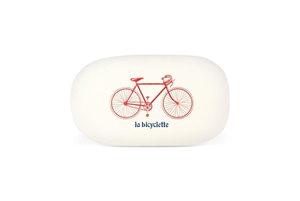 Large Vintage Bicycle Eraser