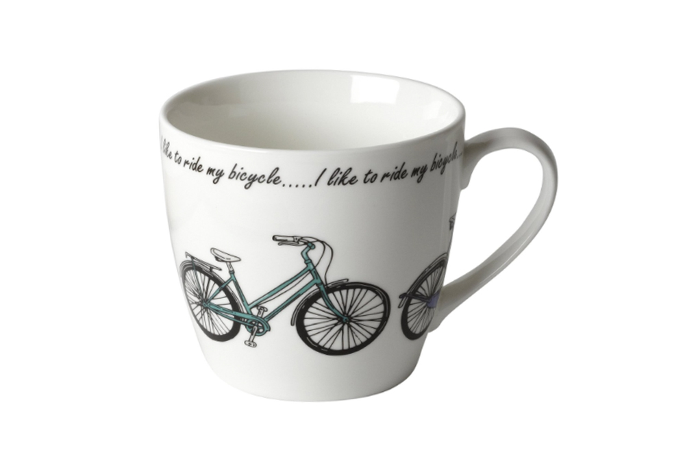 Cambridge Bicycle Mug