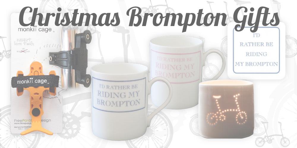 Christmas Brompton Gifts