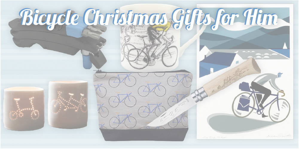 Bicycle Christmas Gifts for Him