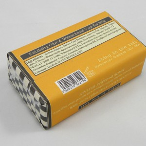 Sting in the Tail Cyclist's Exfoliant Soap