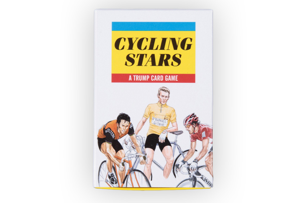 Cycling Stars – A Trump Card Game