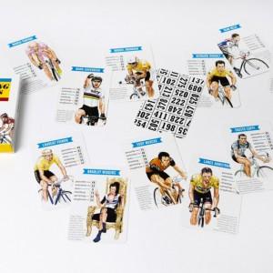 Cycling Stars – A Trump Card Game
