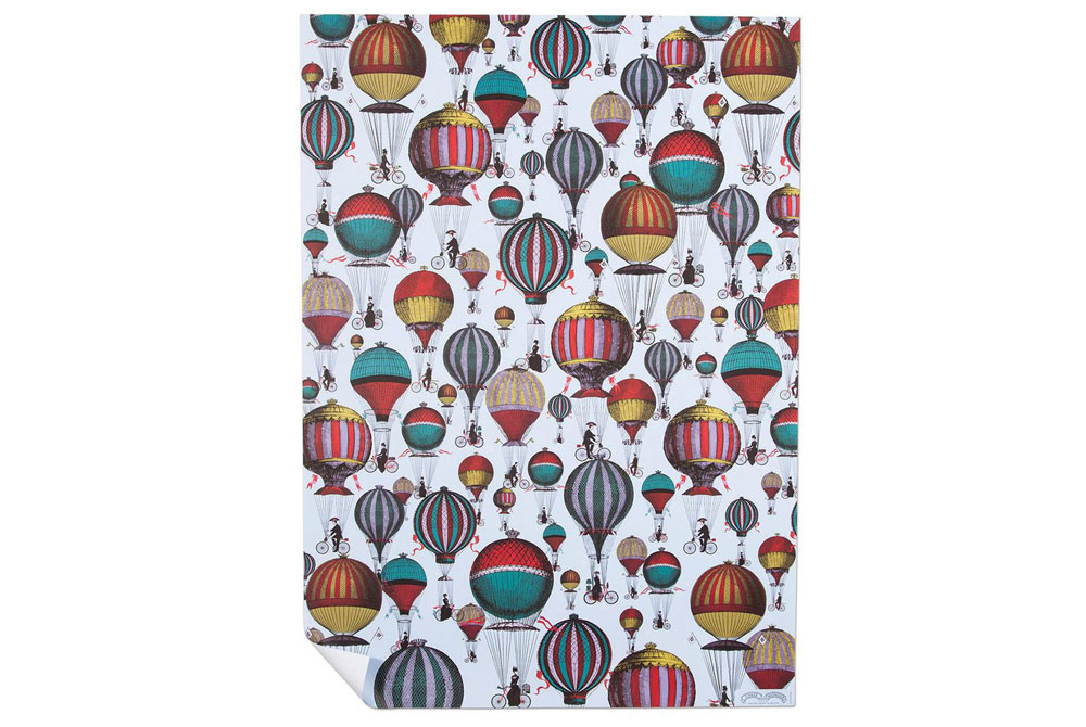 Chase and Wonder Ride Above It Wrapping Paper