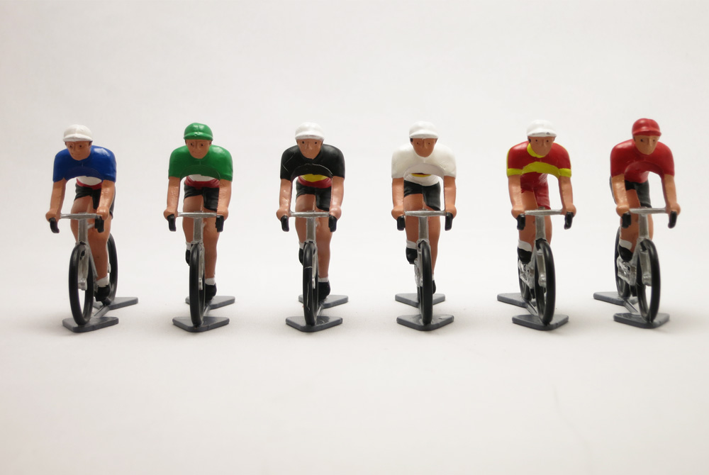 Fonderie Roger Vintage Model Racing Cyclist – National Teams