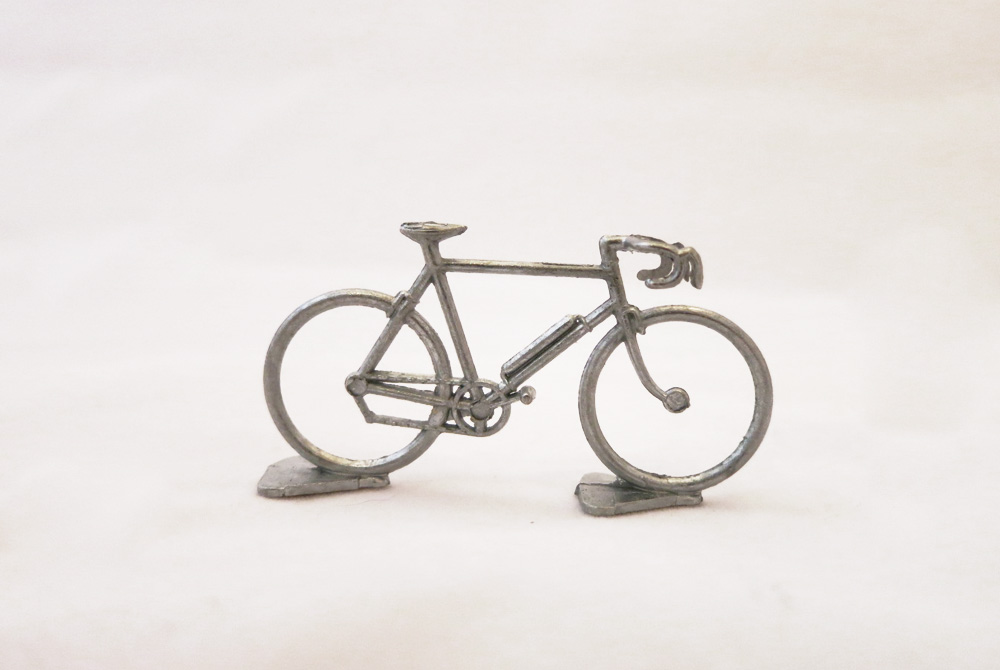 Fonderie Roger Vintage Model Racing Bicycle