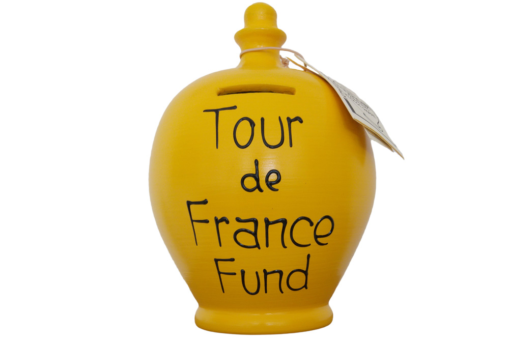 CycleMiles Tour de France Fund Money Pot