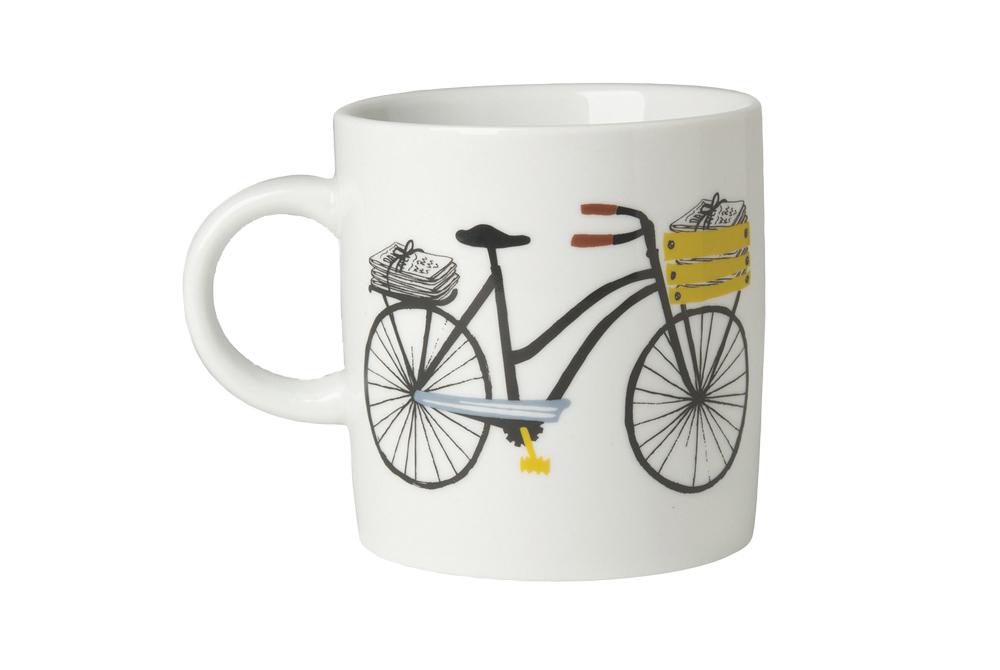 Danica Bicicletta Mug