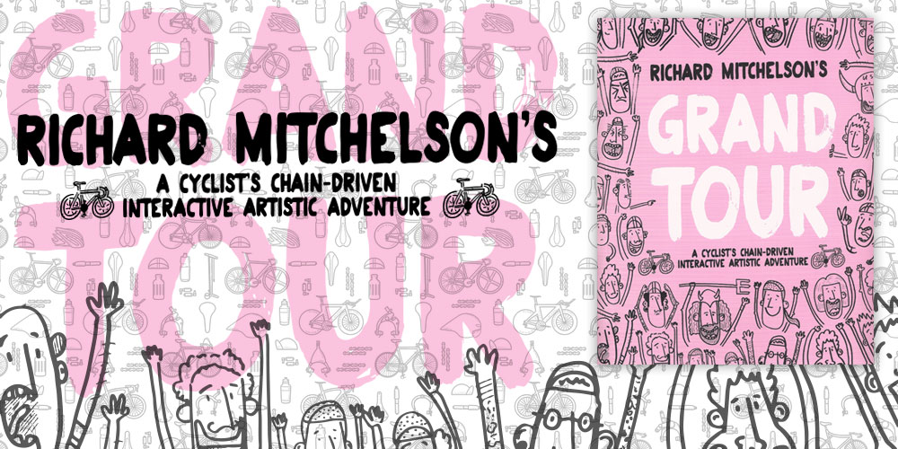 Richard Mitchelson's Grand Tour is here