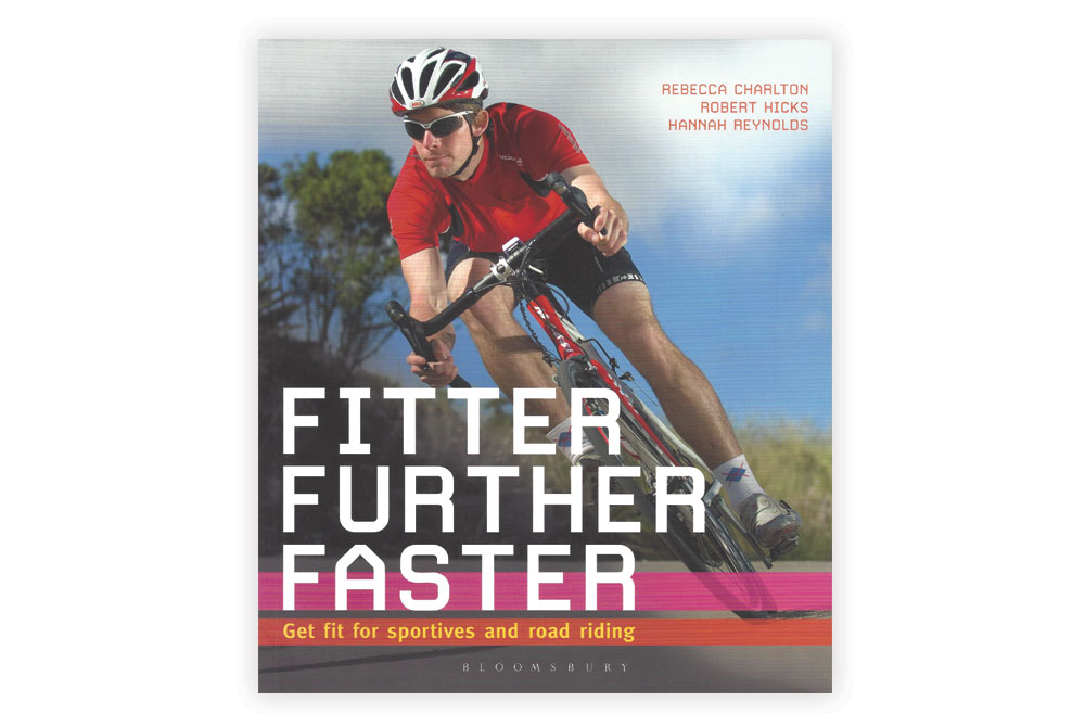 Fitter Further Faster – Rebecca Charlton, Robert Hicks and Hannah Reynolds