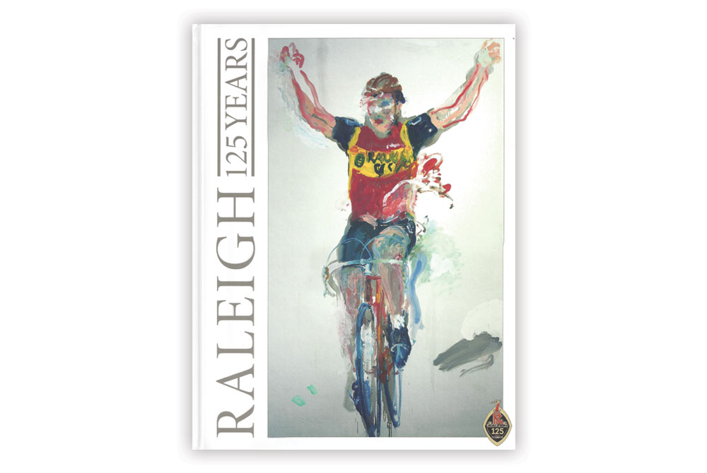 Raleigh 125 Years – Joop Holthausen