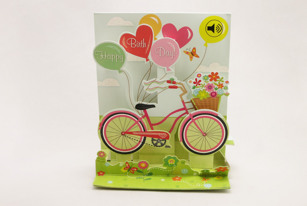 Pop Up Cards Cyclemiles