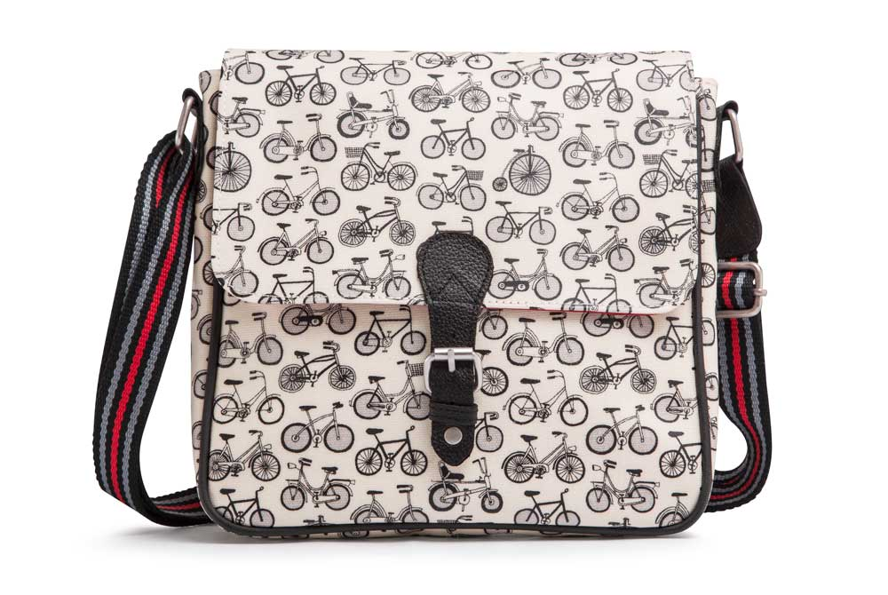 Nicky James Bicycle Satchel
