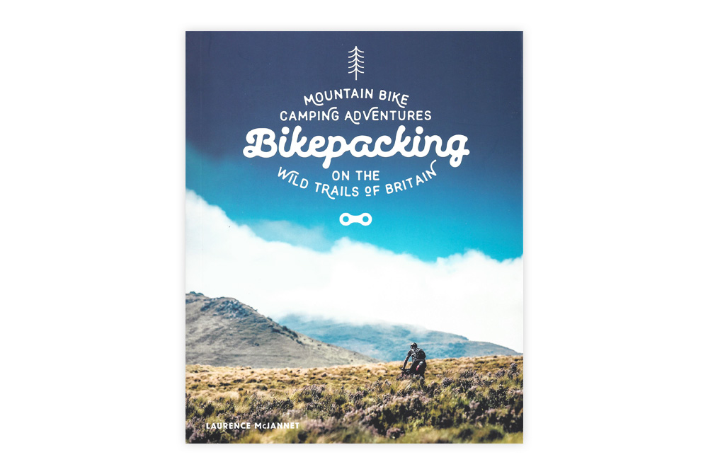 Bikepacking by Laurence McJannet